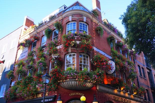 The Crown & Anchor pub