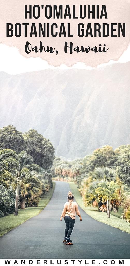 Ho'omaluhia Botanical Garden on Oahu, Hawaii - Location, Things To Do, Oahu Photo Spots, Hawaii Photo Spots | Wanderlustyle.com