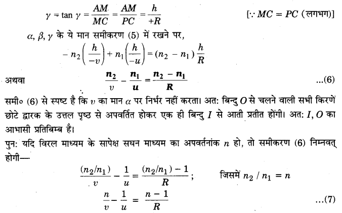 UP Board Solutions for Class 12 Physics Chapter 9 Ray Optics and Optical Instruments LAQ 7.2