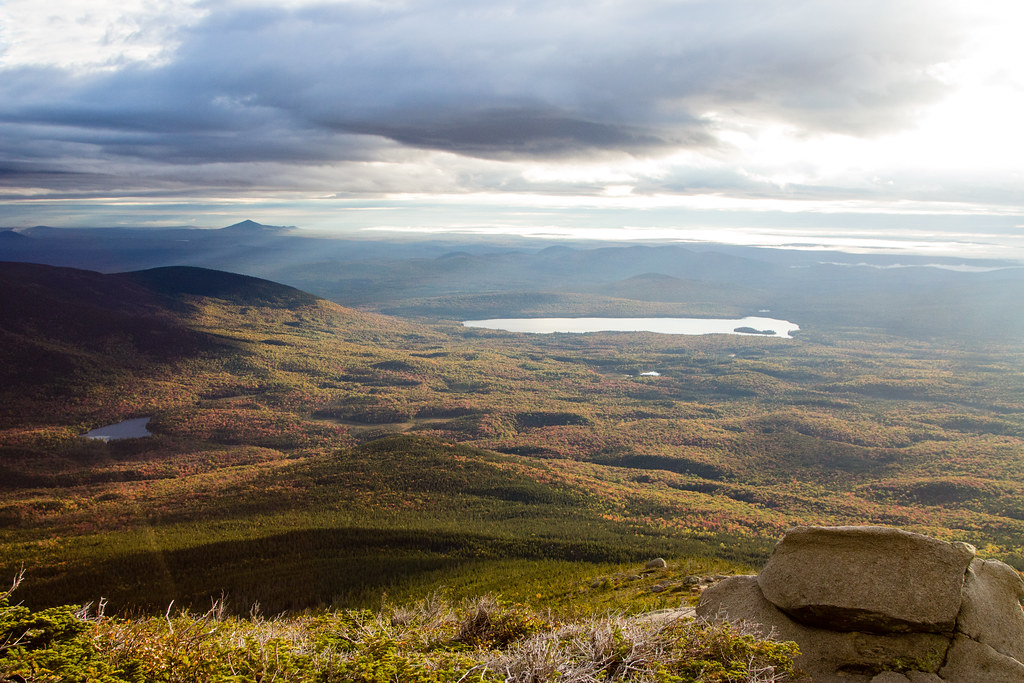 Hiking Mount Katahdin