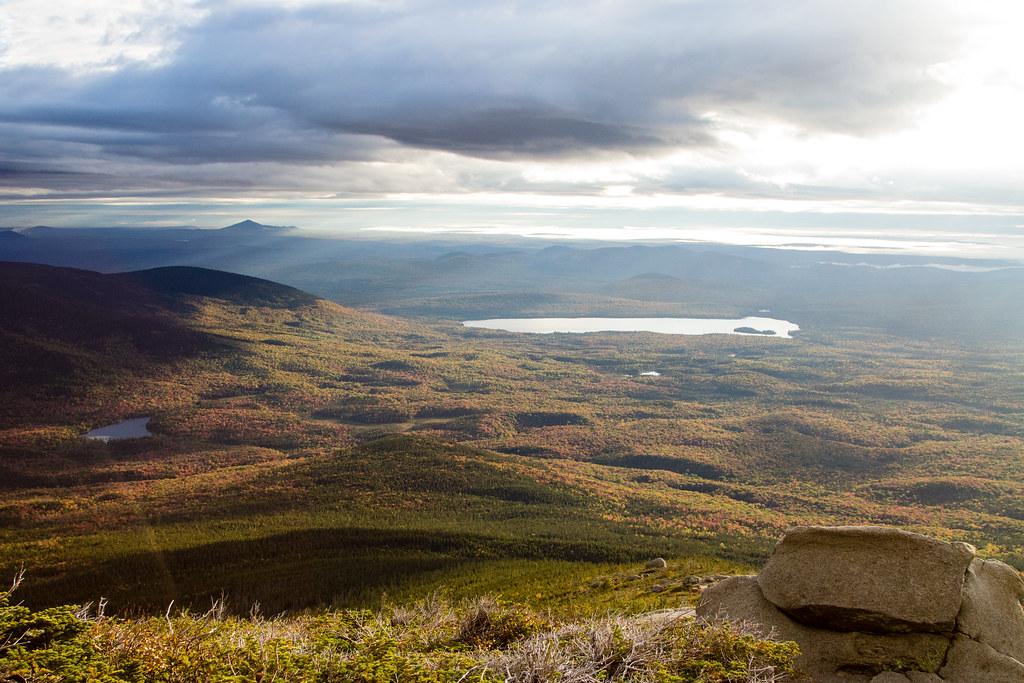 Hiking Mount Katahdin