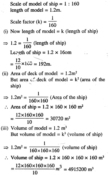 Selina Concise Mathematics Class 10 ICSE Solutions Chapterwise Revision Exercise 73
