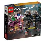 LEGO Overwatch D.Va & Reinhardt (75973) 2