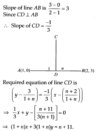 NCERT Solutions for Class 11 Maths Chapter 10 Straight Lines 28