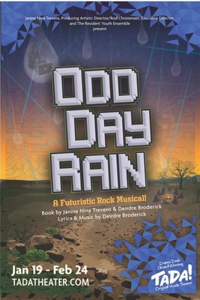 Odd Day Rain Postcard FINAL