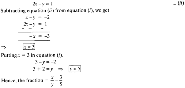 NCERT Solutions for Class 10 Maths Chapter 3 Pair of Linear Equations in Two Variables 45