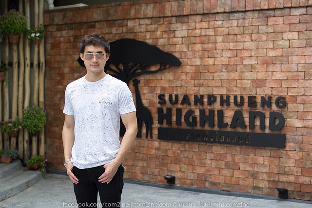 Snap at Suan Phueng Highland