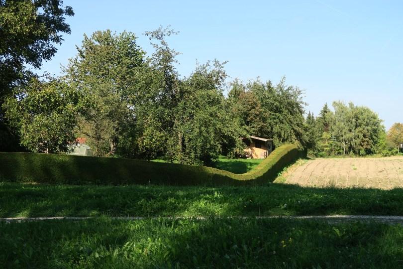 84453 Mühldorf - Der Wall