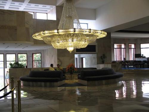Lobby del The Mughal