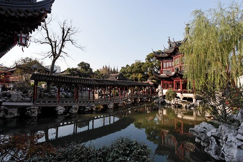 Yu Yuan - Shanghai, Yu Garden