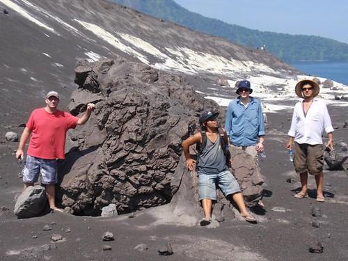 Big Lava Rock (Chloe's photo)