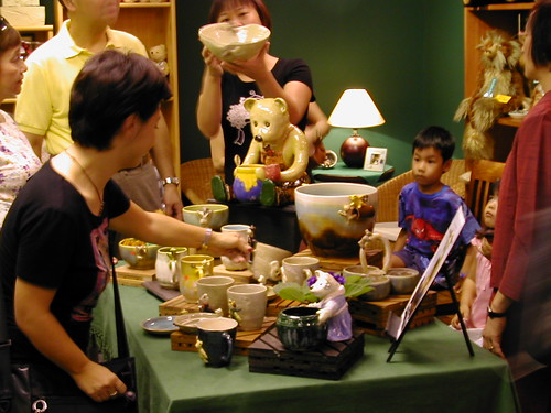 Teddy Bear Pottery Exhibition (1)