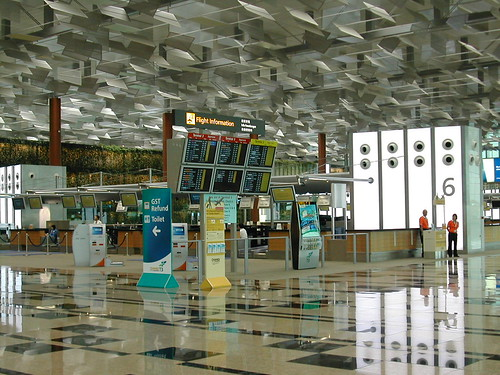 Changi Airport Terminal 3 (3)