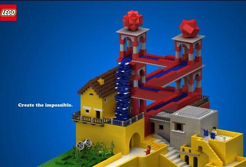 Belvedere / LEGO