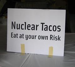 Nuclear Tacos