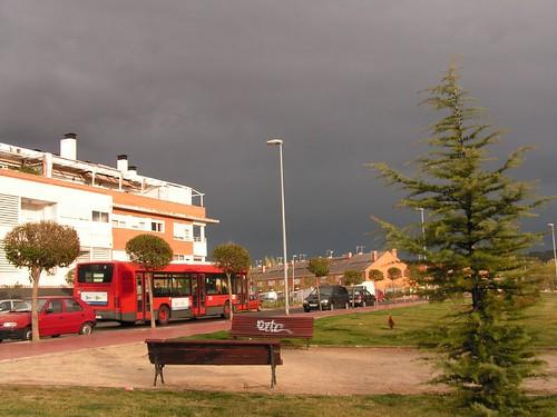 Parece que va a llover...
