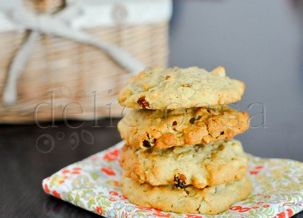 oatmeal avocado almonds cookies (1 of 1)-3