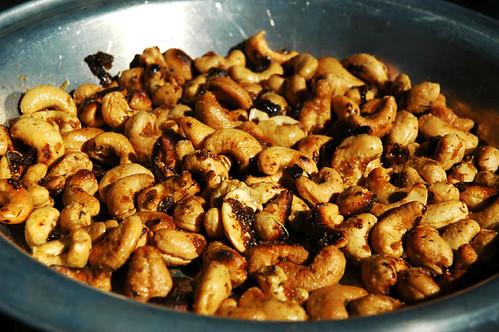 Savory Cashews