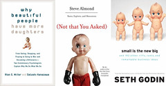 Trend Spotted: Dolls on Covers