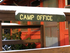 Photo of Camp Office