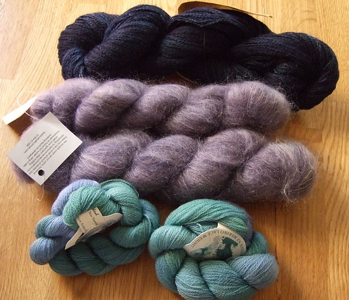 lace weight yarn