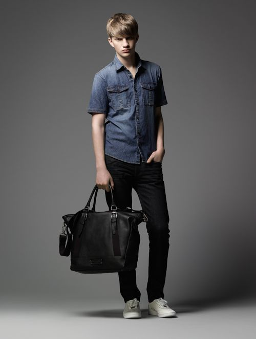 Nils Berglund0040_Burberry Blacl Label SS11