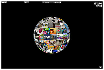 tag galaxy 3d photo viewer
