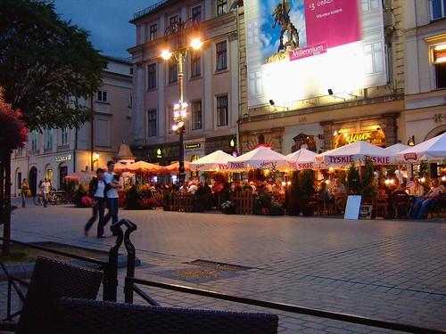 Rynek Glowny - Cracovia
