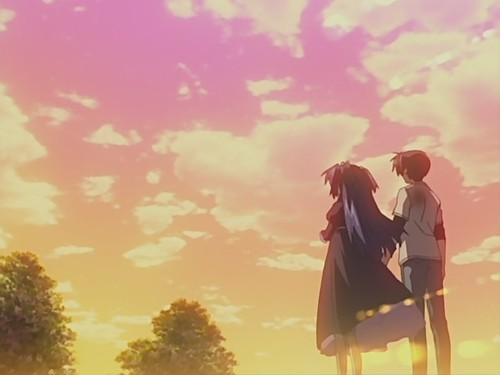 Kotomi see the sky
