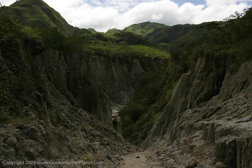 Mt. Pinatubo Hike 10.57