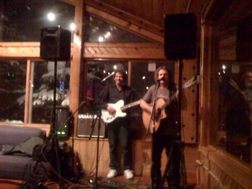 Other random dudes jammin' | Keystone, CO