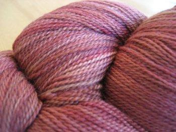 Woolen Rabbit laceweight yarn - Moroccan Spice