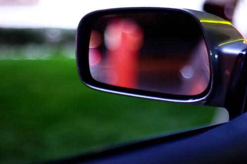 A blur behind me (64/366)