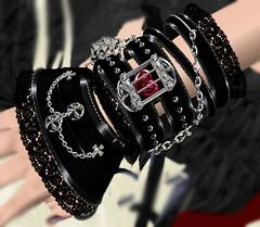 ToRiKo Armbands from Kiki's Closet