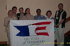 Banner journey began May 11, 2007