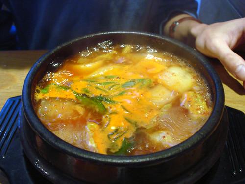 Fish Jjigae
