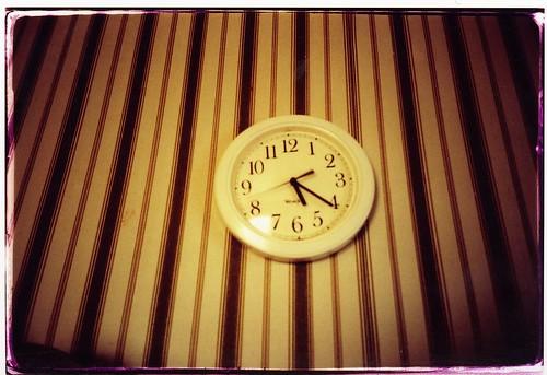 grandmas clock