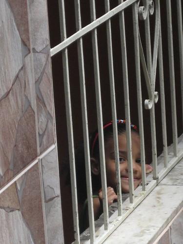 Lovely girl from the favela