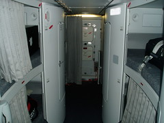 37 Crew Rest Bunks