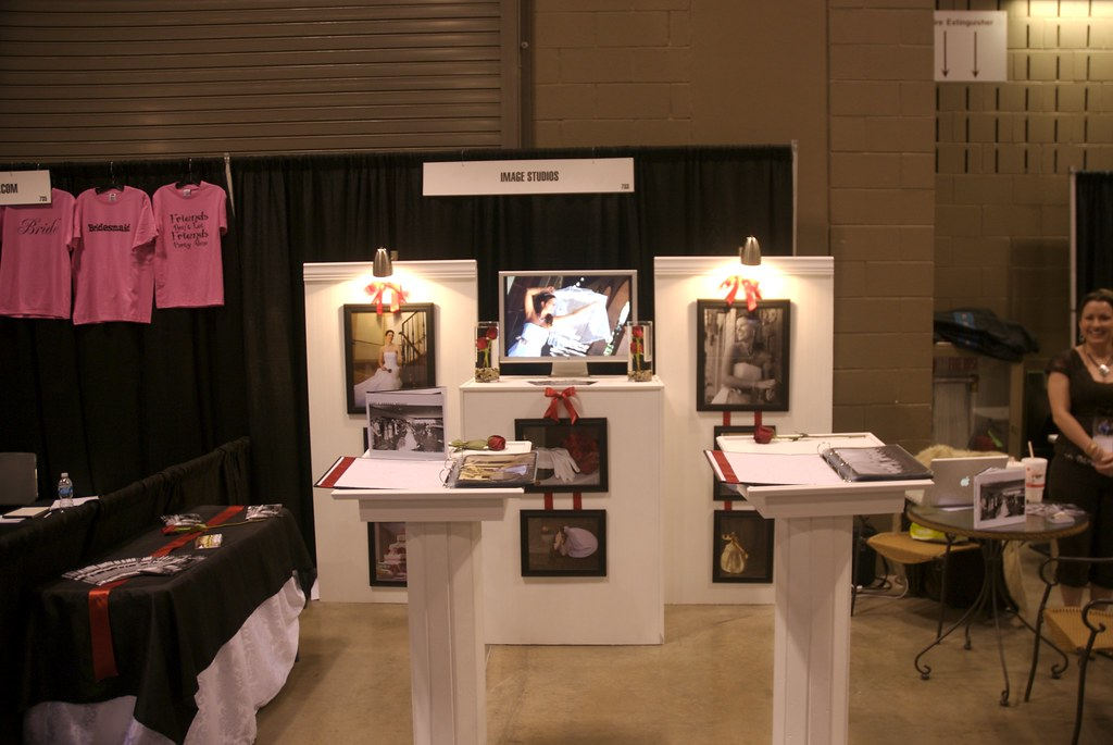 Bridal Extravaganza Booth - Jan 2008