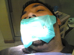 Getting a Root Canal!