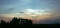 winter solstice (last day) sunset