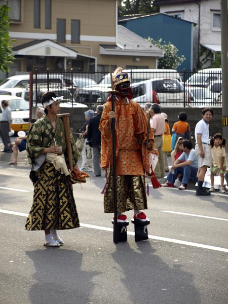 2008年 八戸三社大祭 お通り 8
