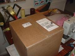 A box, a box!