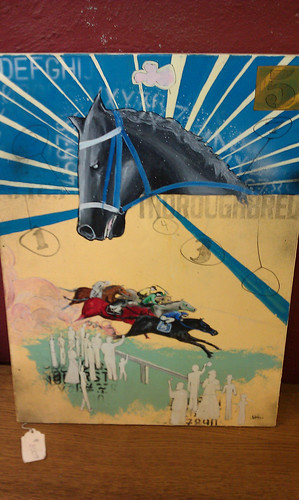 Horse Painting for $350