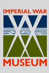 Imperial War Museum sign