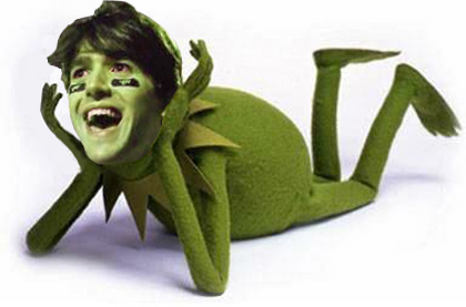 Kermit is Naked