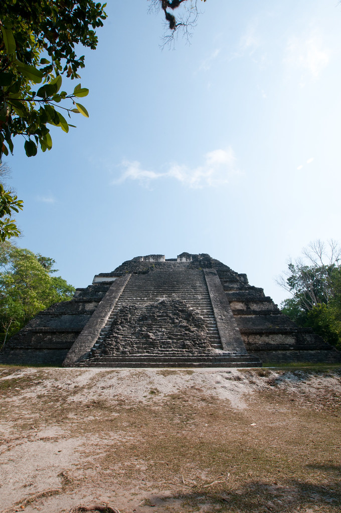A Temple in the Lost City, Tikal