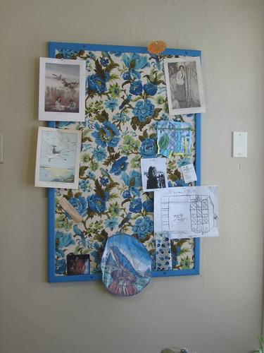 My Blue Bird Board