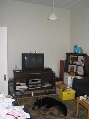 Temporary Living Room